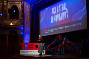 Horváth Zsuzsanna - Szervezeti Színház -TEDx - érzelmi éberség